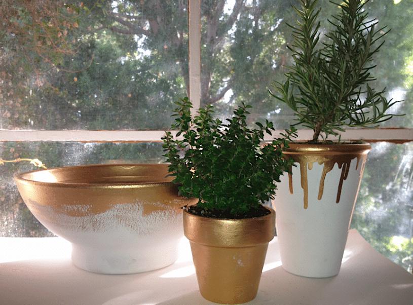 20 креативных идей обновить ваш дом небольшим количеством краски! 11