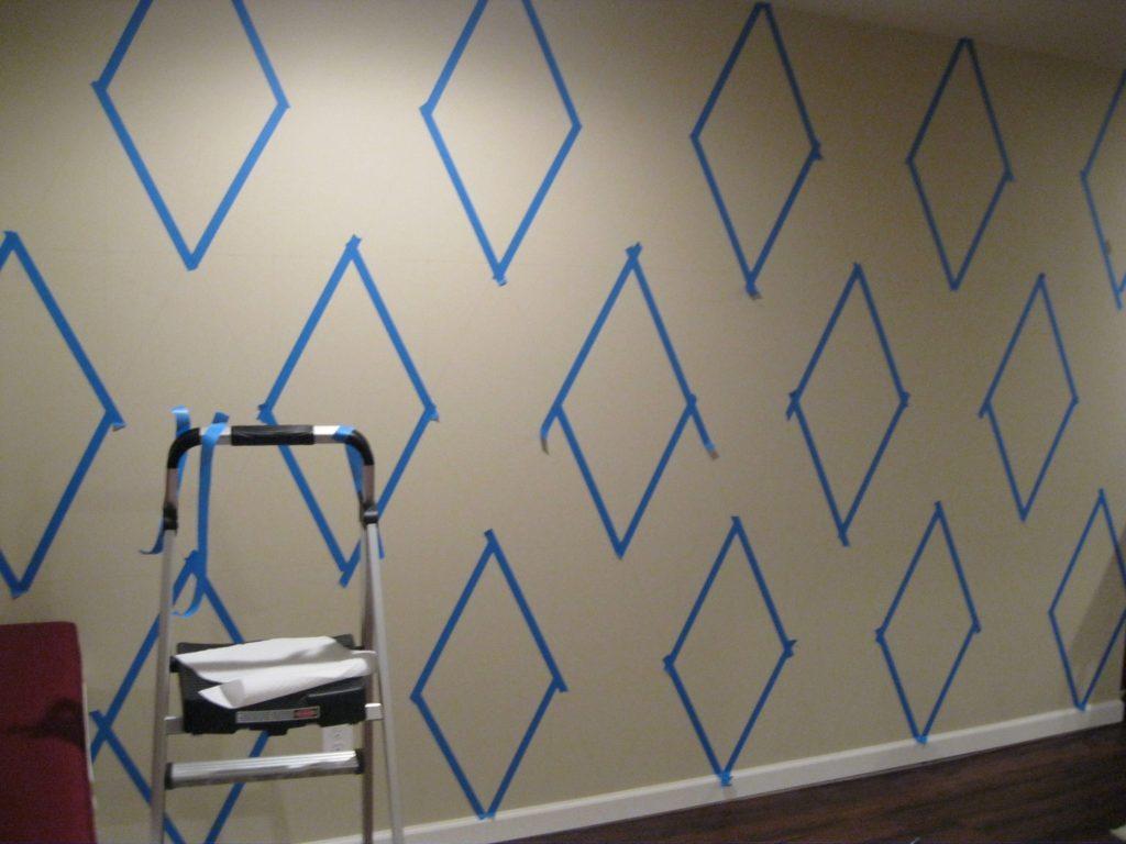 20 креативных идей обновить ваш дом небольшим количеством краски! 7