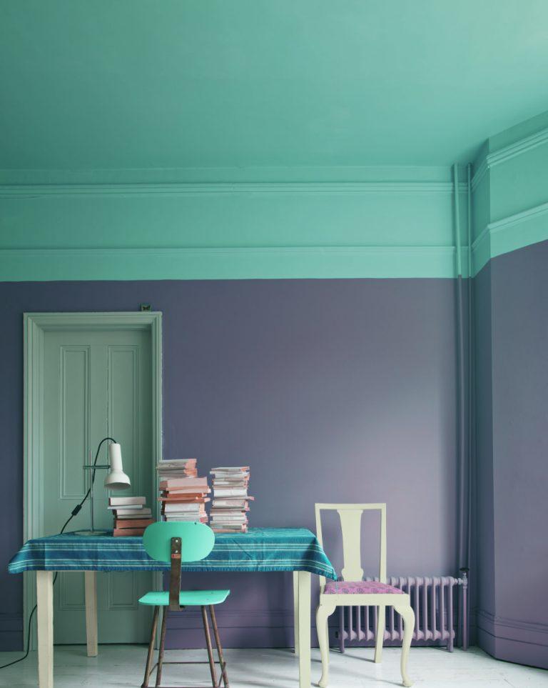 20 креативных идей обновить ваш дом небольшим количеством краски! 14