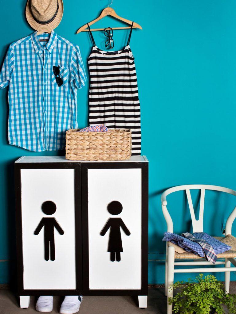 20 креативных идей обновить ваш дом небольшим количеством краски! 16