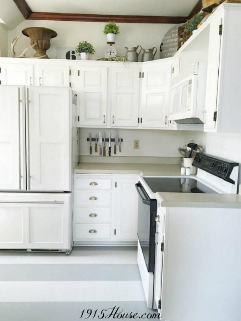 20 креативных идей обновить ваш дом небольшим количеством краски! 2