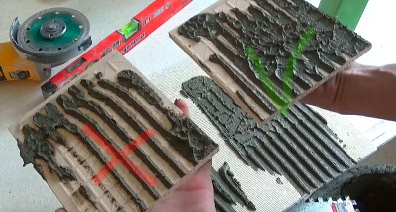 Как класть кривую плитку? Выгибаем керамическую плитку и другие хитрости. 20