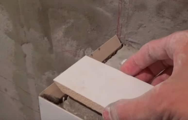 Как класть кривую плитку? Выгибаем керамическую плитку и другие хитрости. 4
