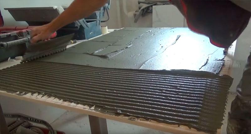 Как класть кривую плитку? Выгибаем керамическую плитку и другие хитрости. 16