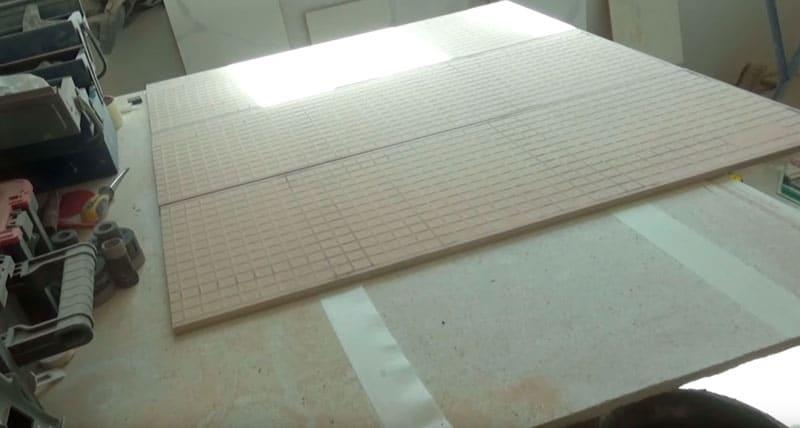 Как класть кривую плитку? Выгибаем керамическую плитку и другие хитрости. 15